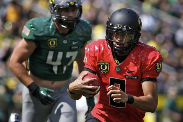 Oregon Football: 5 Final Predictions for the Ducks' 2012 Season