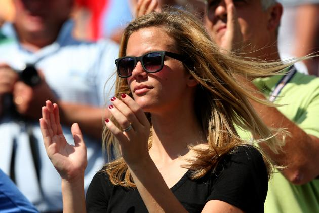 Andy Roddick Retires: Saying Goodbye to Brooklyn Decker in the Stands