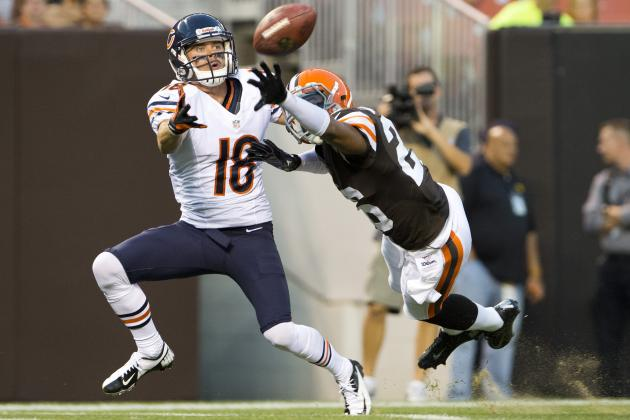 Chicago Bears: Final Grades from the Game Against  the Cleveland Browns