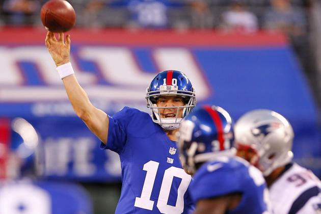 New York Giants: Breaking Down and Predicting the Entire 2012 Schedule