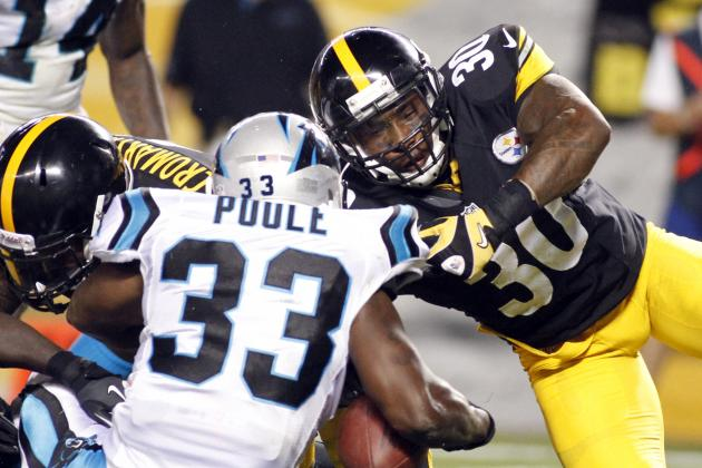 Steelers vs. Panthers: Carolina's Biggest Winners & Losers from Preseason Week 4