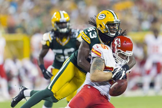 Chiefs vs Packers: Green Bay's Biggest Winners & Losers from Preseason Week 4