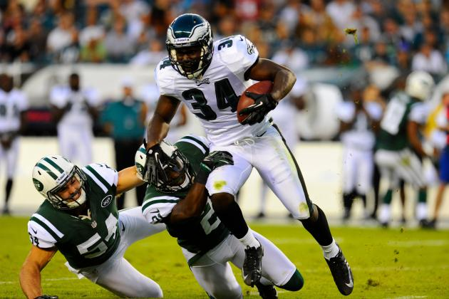 Jets vs. Eagles: Philadelphia's Biggest Winners and Losers from Preseason Week 4