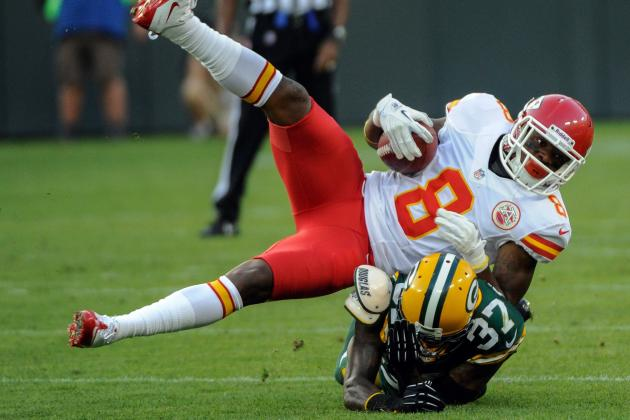 Chiefs vs. Packers: Kansas City's Biggest Winners & Losers from Preseason Week 4