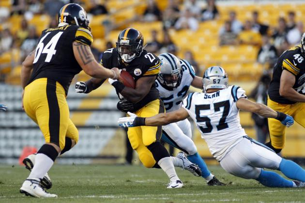 Panthers vs. Steelers: Pittsburgh's Biggest Winners & Losers from Week 4