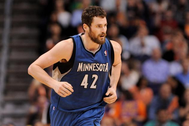 Predicting the Minnesota Timberwolves' Rotation in 2012-13