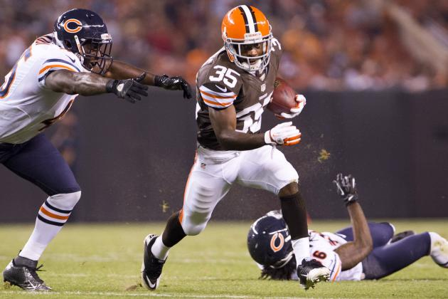 Chicago Bears: Top 5 Players in the Preseason Finale Against Cleveland