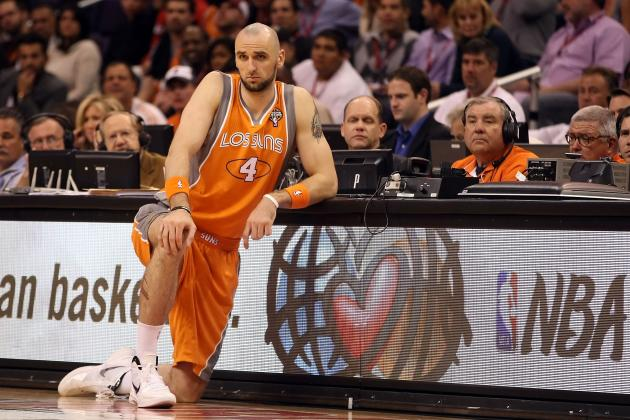 Biggest Question Facing Each Phoenix Suns Starter in 2012-13