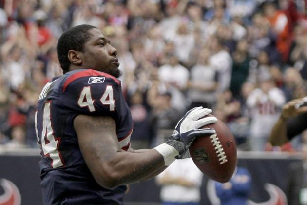 Fantasy Football 2012: 5 Backup RB Sleepers