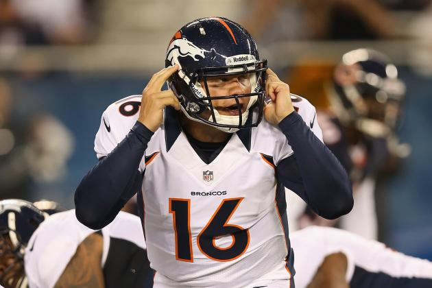 Caleb Hanie Gone? Predicting the Denver Broncos' Biggest Cuts at Every Position