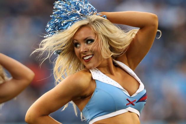 100 Best NFL Cheerleader Pics