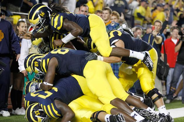 Alabama vs. Michigan: 5 New Starters Most Likely to Choke on the Big Stage