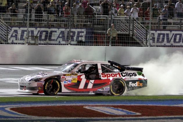 NASCAR Sprint Cup: 8 Lessons We Learned at Atlanta