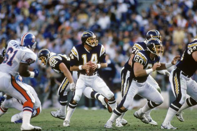 San Diego Chargers: 5 Best Quarterbacks of All Time