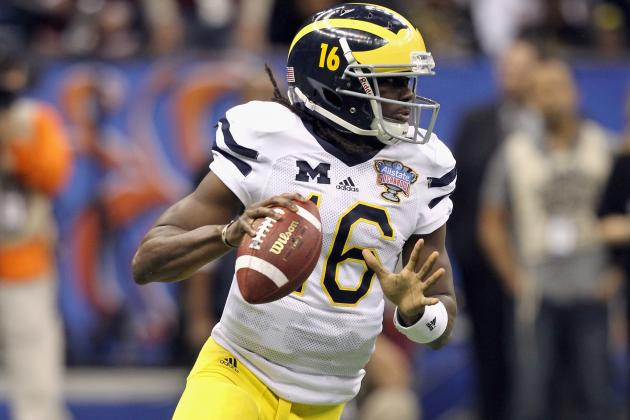 Michigan vs. Alabama Football: 5 Predictions for Saturday's Matchup
