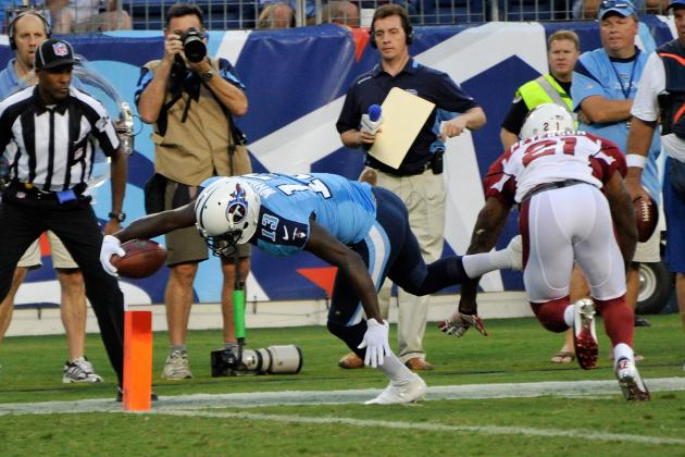 Breaking Down the Tennessee Titans' Rookie Class After the Preseason
