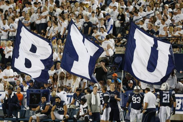 BYU Cougars vs. Washington State Report Card: Grading the Offense