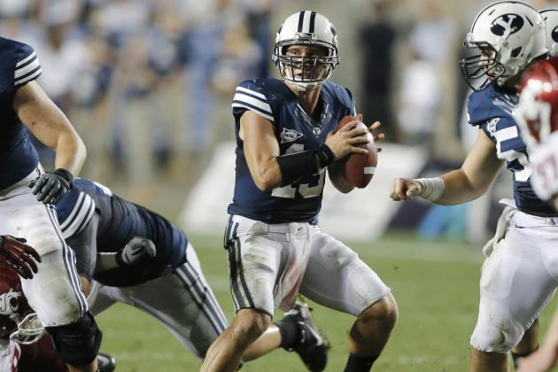 BYU Football: 5 Lessons Learned from the WSU Game