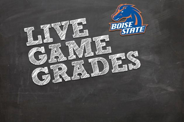Boise State vs. Michigan State: Grades for the Broncos