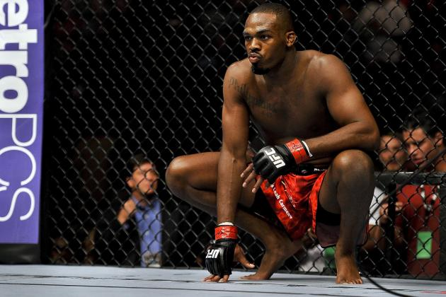 Previewing Jon Jones vs. Vitor Belfort and September's 10 Best UFC Fights