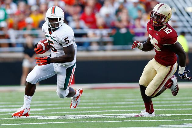 Miami Football: What We Learned from Week 1 vs. Boston College