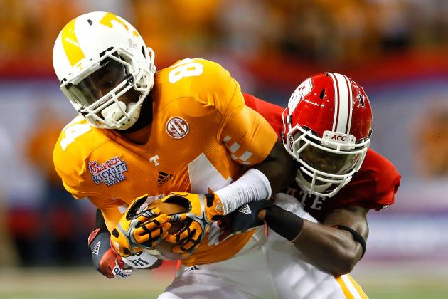 Tennessee at North Carolina State: Postgame Grades for the Volunteers' Win