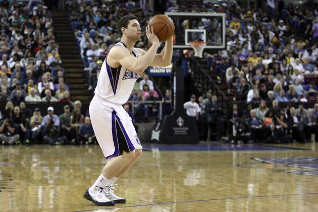 5 Best Situational Lineups for the Sacramento Kings in 2012-13