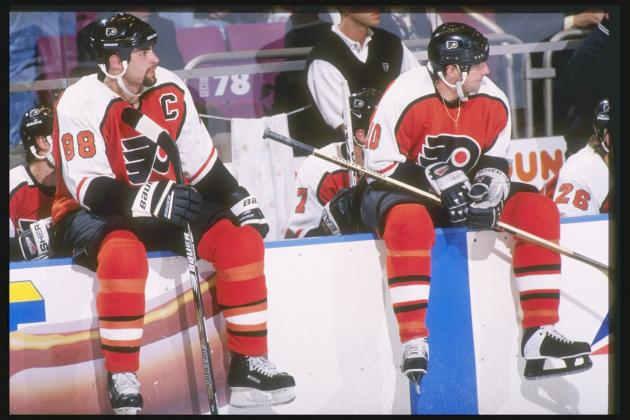 The Legion of Doom and the NHL's 10 Greatest Line Nicknames Ever