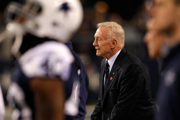 Dallas Cowboys: Predicting Every Game of Their 2012 NFL Season