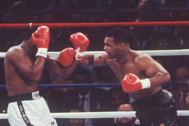 Ranking the 6 Most Impressive First-Round Knockouts of All Time