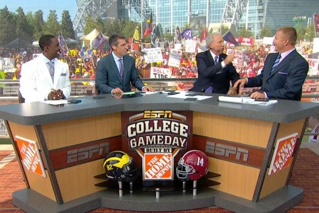 College Football Week 1: Best College GameDay Signs