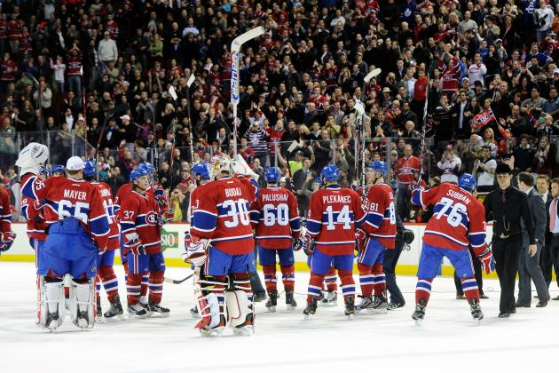 Montreal Canadiens: 5 Ways the Habs Make the Playoffs in 2013