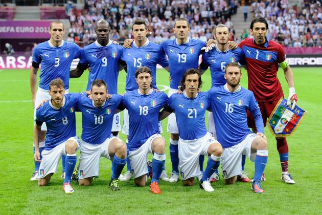 World Cup 2014 Qualifying: A Preview of Italy's Qualifying Campaign