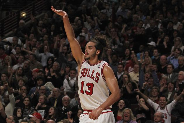 Joakim Noah and the 5 Best Centers in Chicago Bulls History
