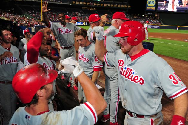 Predicting the Philadelphia Phillies' Opening Day 25-Man Roster for 2013