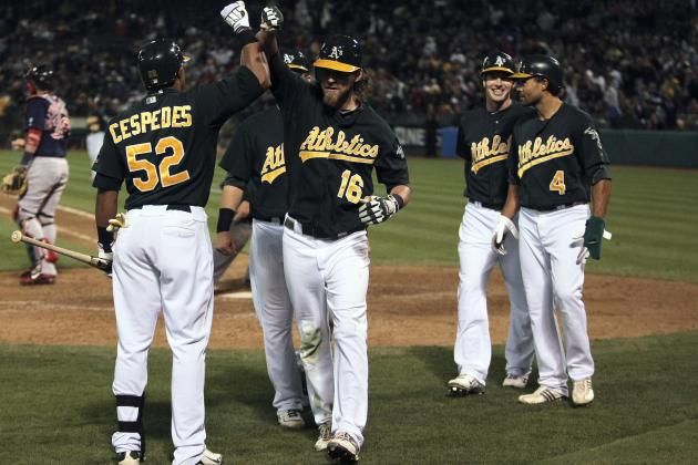 Oakland Athletics' Biggest Offensive Contributors After All-Star Break