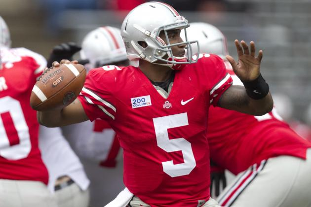 College Football Games Week 1: Saturday's Studs and Duds