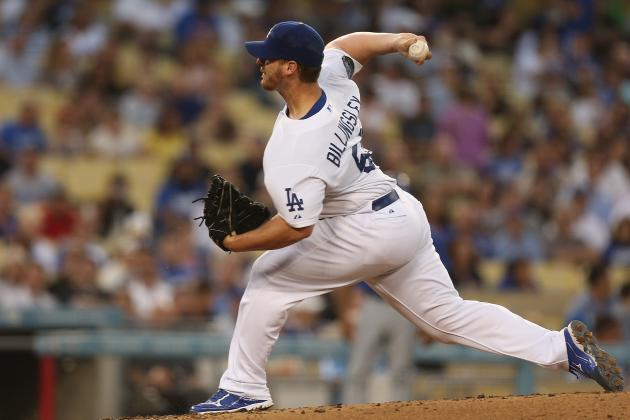 Los Angeles Dodgers: 5 Pitchers LA Should Target If Chad Billingsley Is Done