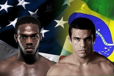 UFC 152: Jon Jones vs Vitor Belfort Head-to-Toe Breakdown