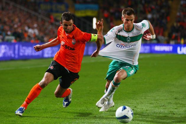 World Football: Top Four Bosman Transfers of August