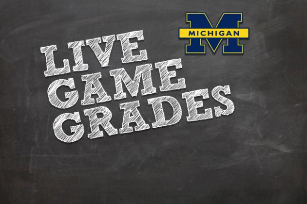 No. 8 Michigan vs. No. 2 Alabama: Postgame Grades for Wolverines' Loss