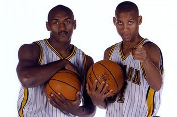 Indiana Pacers All-Time Roster