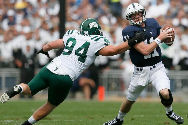 Penn State Football: 3 Positives, 3 Negatives from Week 1