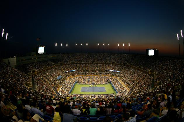 US Open Tennis 2012: Will the 5 Favorites Continue to Dominate?
