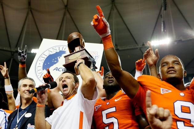 No. 14 Clemson vs. Auburn: Postgame Grades for the Tigers' Win vs. Auburn