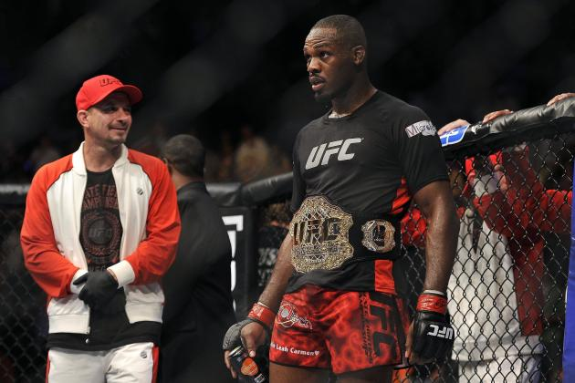 Power Ranking the Next 5 UFC Fight Cards