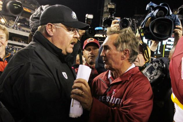 Ranking NFL Coaches Who Made the Most of the 2012 Preseason