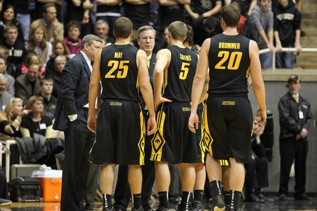 Iowa Basketball: 7 Bold Predictions for the Hawkeyes' 2012-13 Season