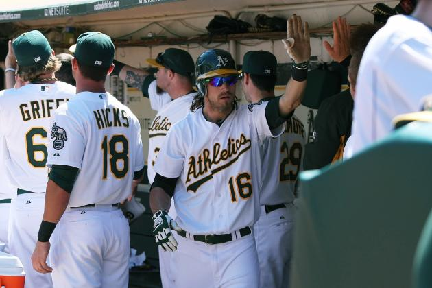 Updated MLB Power Rankings: Undefeated Week Launches A's into the Top 5