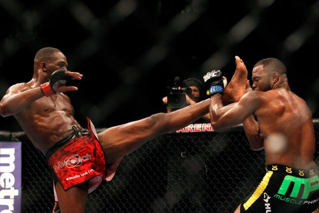 Jon Jones and the 10 Most Unorthodox Strikers in MMA Today